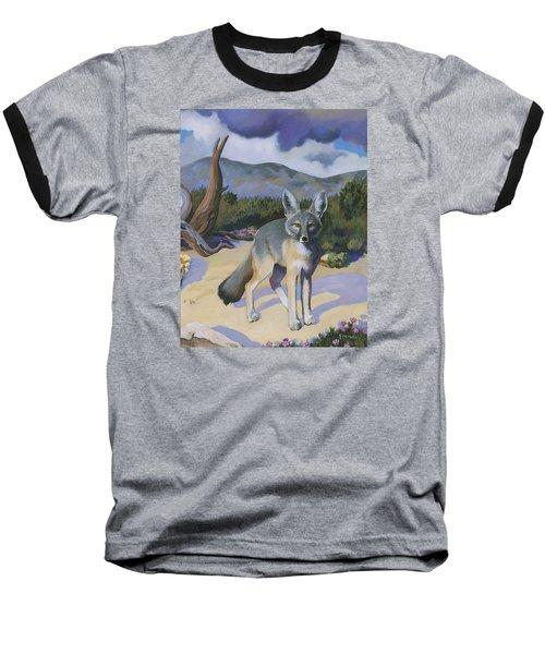 Kit Fox Baseball T-Shirt
