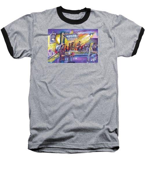 Kitchen Dwellers  Baseball T-Shirt by David Sockrider