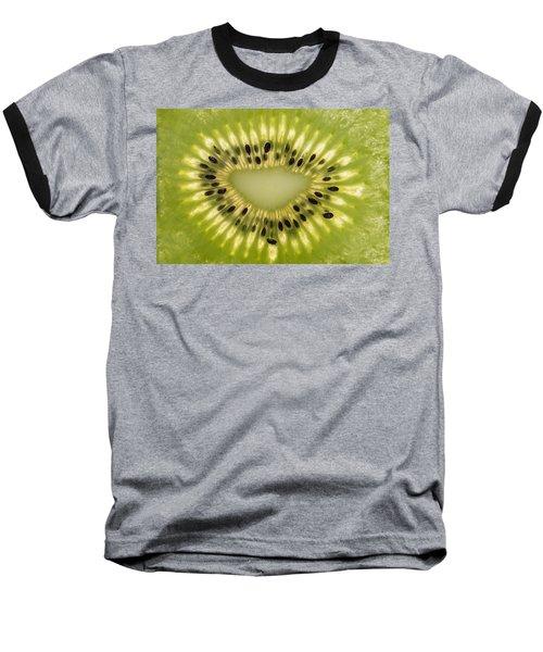 Kiwi Detail Baseball T-Shirt