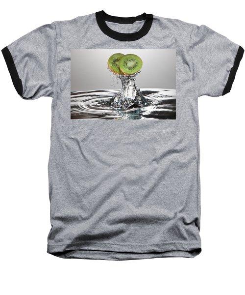 Kiwi Freshsplash Baseball T-Shirt