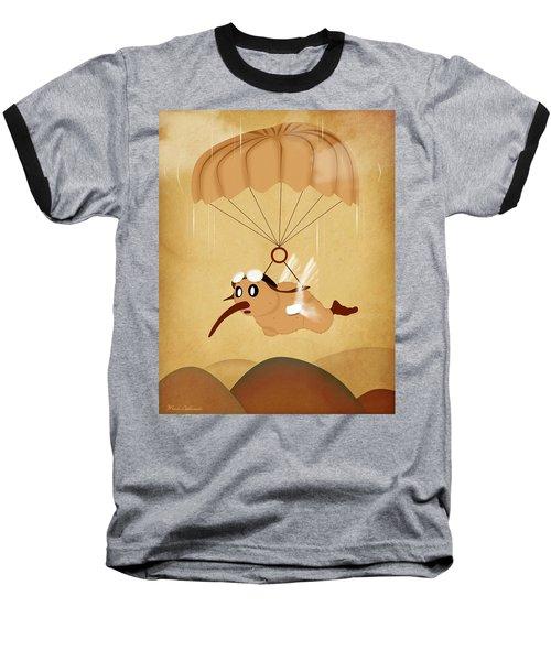 Kiwi  Baseball T-Shirt