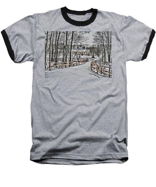 Baseball T-Shirt featuring the photograph Kloster St. Anna  by Gabriella Weninger - David