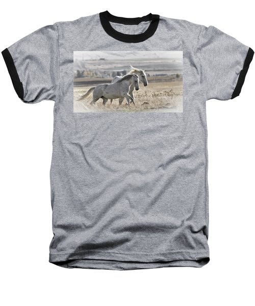 Knee Deep Baseball T-Shirt by Wes and Dotty Weber
