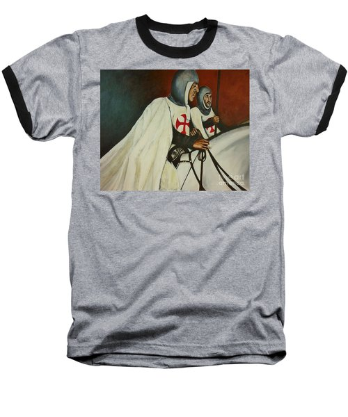 Knights Of Tomar Baseball T-Shirt