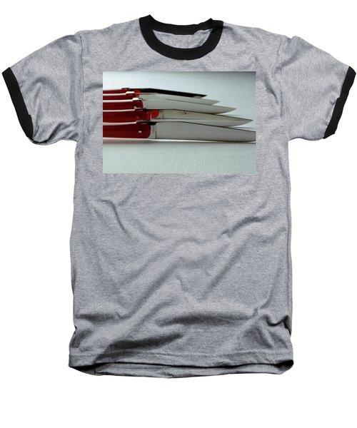 Knives Baseball T-Shirt