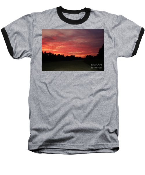 Baseball T-Shirt featuring the photograph Knock Knocking On Heavens Door by Polly Peacock