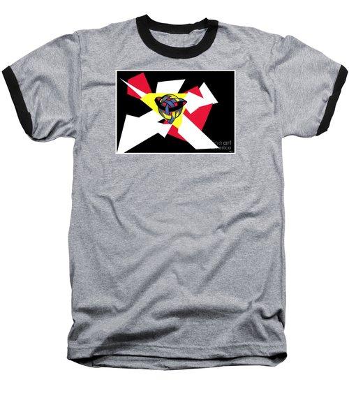 Knotted World Baseball T-Shirt