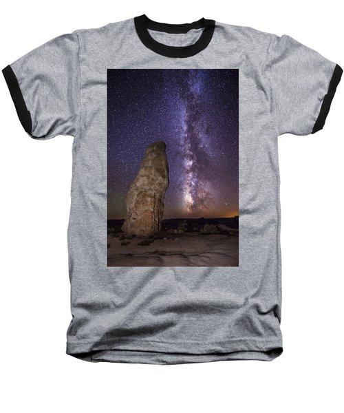 Kodachrome Galaxy Baseball T-Shirt
