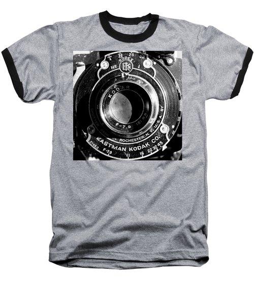 Kodak Brownie 2 Baseball T-Shirt