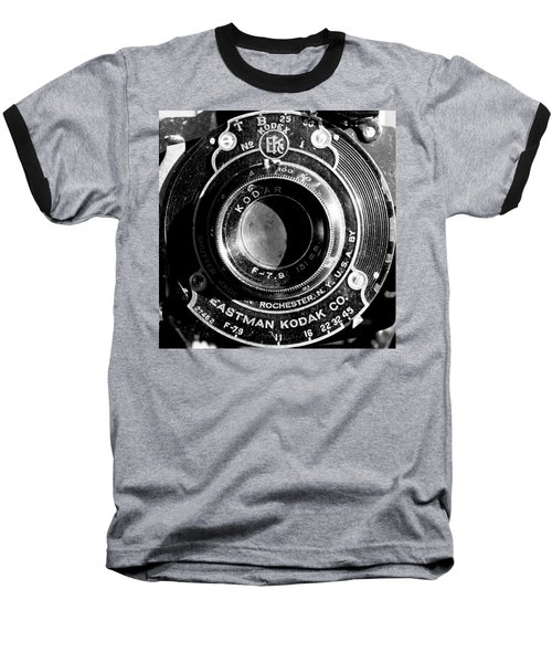 Kodak Brownie 2 Baseball T-Shirt