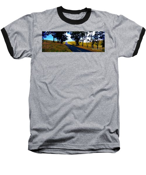 Kohala Mountain Road  Big Island Hawaii  Baseball T-Shirt
