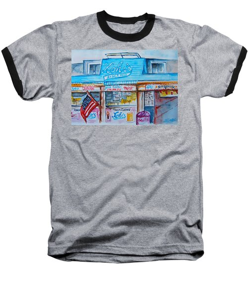 Kohrs Frozen Custard Baseball T-Shirt