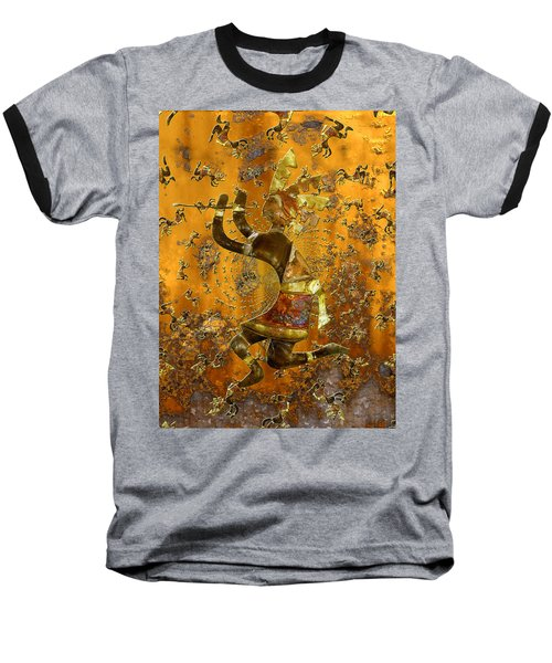 Kokopelli Baseball T-Shirt