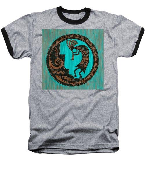 Kokopelli Baseball T-Shirt