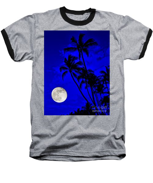 Kona Moon Rising Baseball T-Shirt