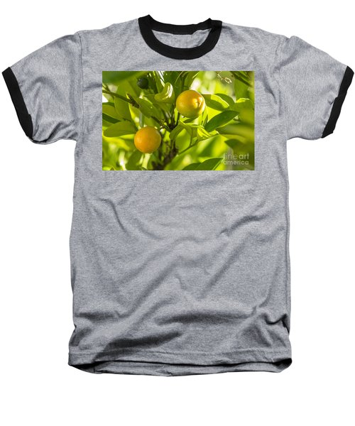 Kumquats Baseball T-Shirt