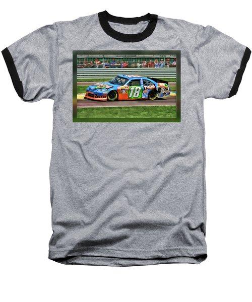 Kyle Busch Baseball T-Shirt