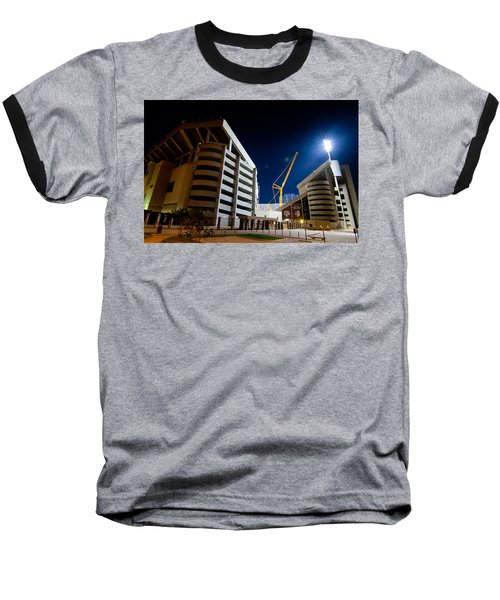 Kyle Field Construction Baseball T-Shirt