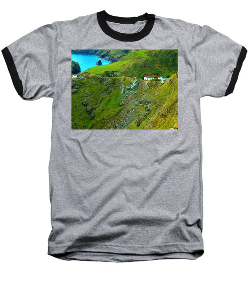 Kynance Cove Baseball T-Shirt