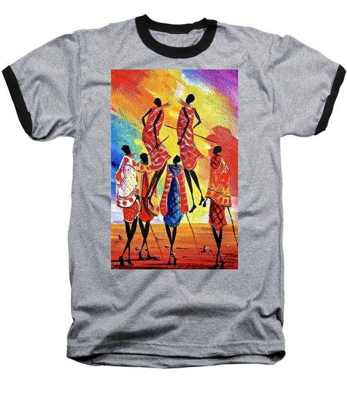 L 129 Baseball T-Shirt