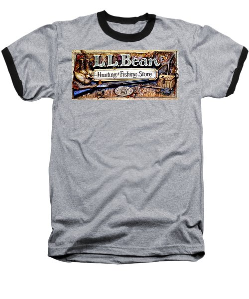 L. L. Bean Hunting And Fishing Store Since 1912 Baseball T-Shirt