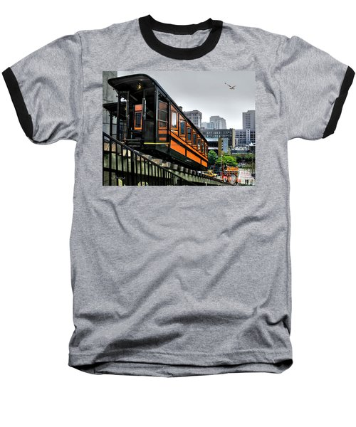 Los Angeles Angels Flight Baseball T-Shirt