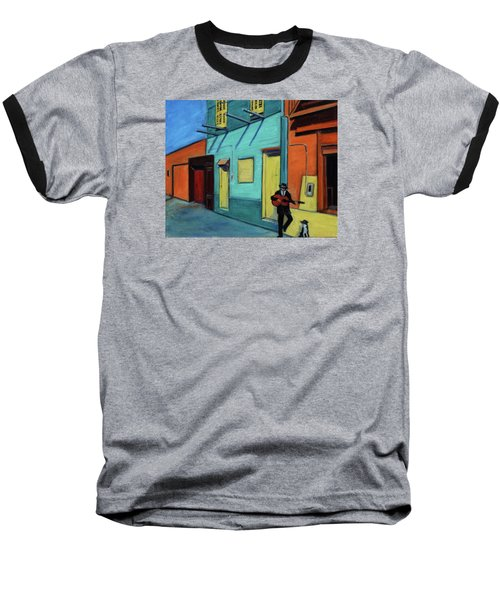 La Boca Morning II Baseball T-Shirt