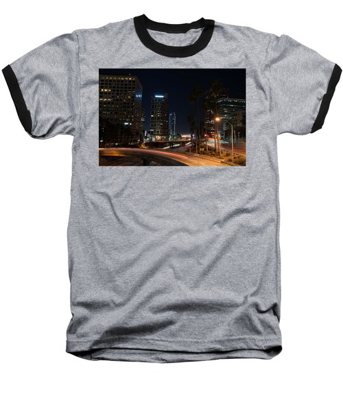 La Down Town 2 Baseball T-Shirt