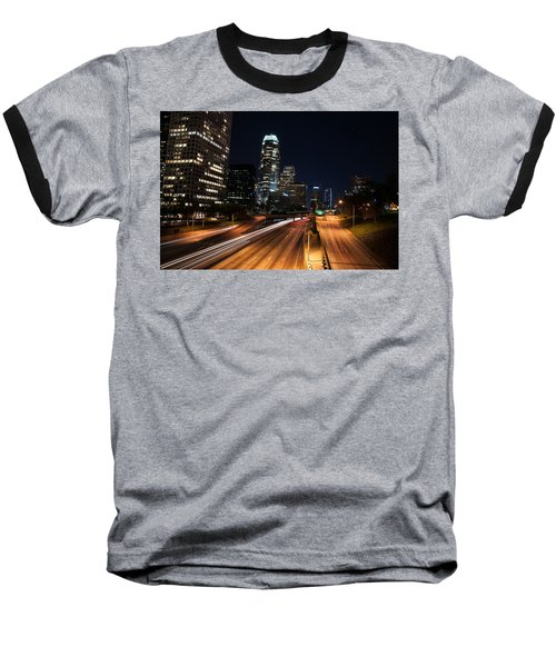 La Down Town Baseball T-Shirt