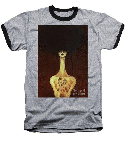 La Femme Fatale Baseball T-Shirt
