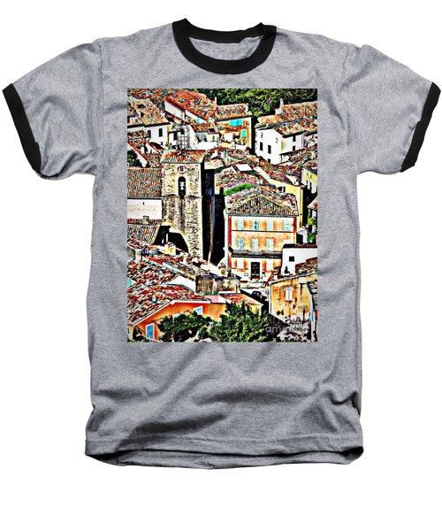 La Garde Freinet Baseball T-Shirt