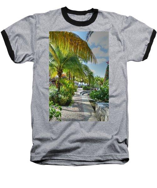 La Isla Bonita Baseball T-Shirt
