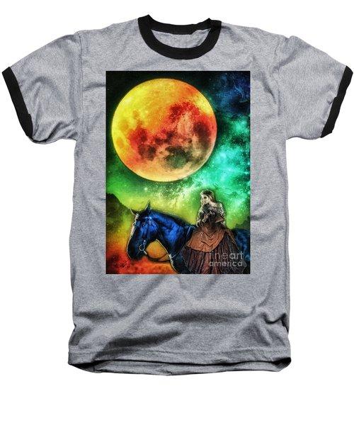 La Luna Baseball T-Shirt