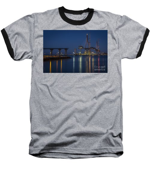 La Pepa Bridge Cadiz Spain Baseball T-Shirt