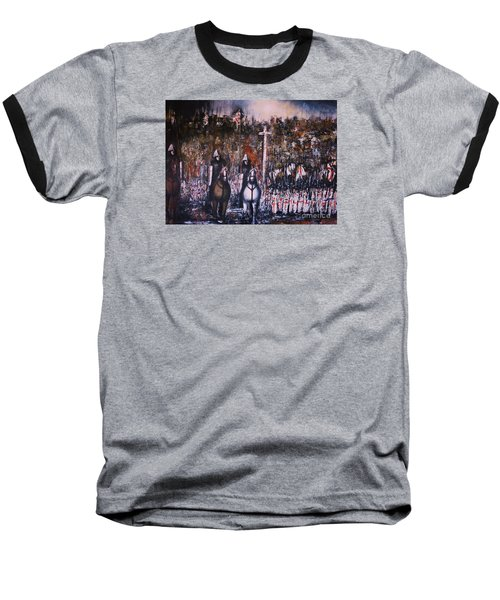 La Reconquista Baseball T-Shirt