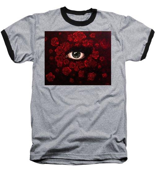 La Vie En Rose Baseball T-Shirt