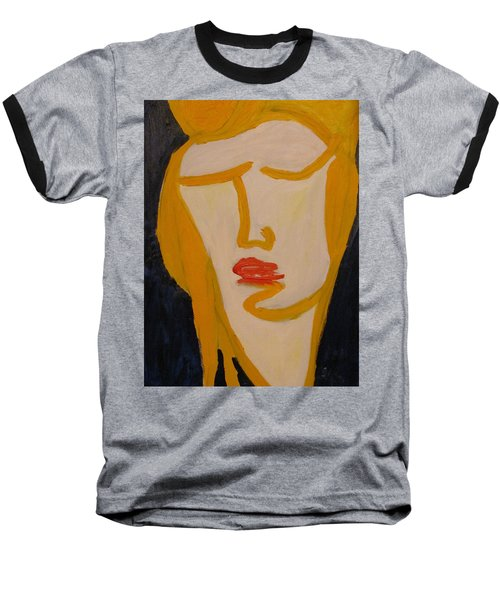 L.a. Woman Baseball T-Shirt