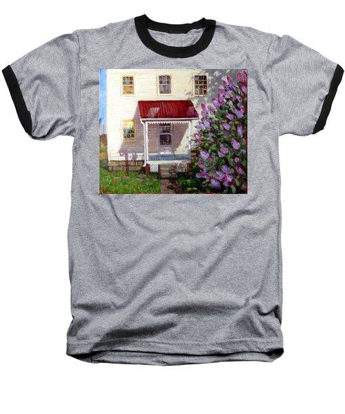 La027 Baseball T-Shirt