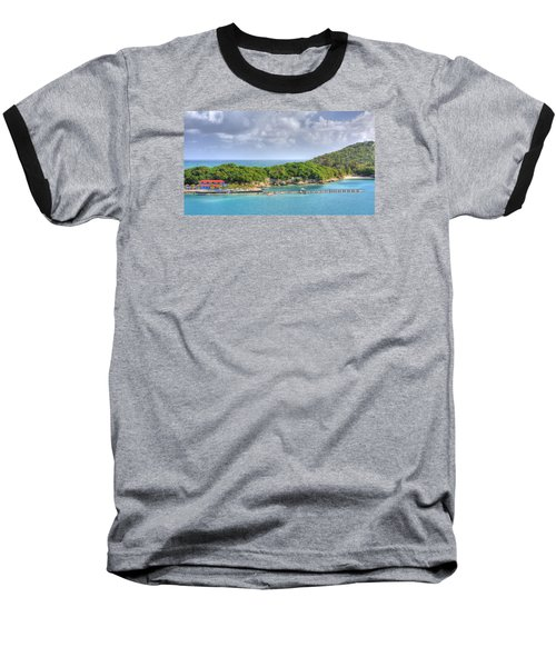 Labadee Baseball T-Shirt by Shelley Neff