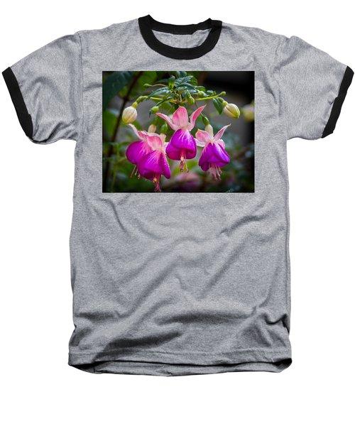Ladies Dancing Baseball T-Shirt