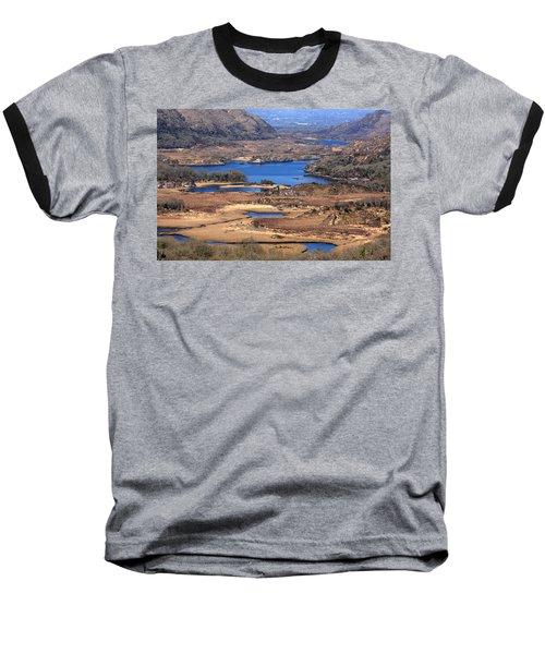 Ladies View Killarney National Park Baseball T-Shirt