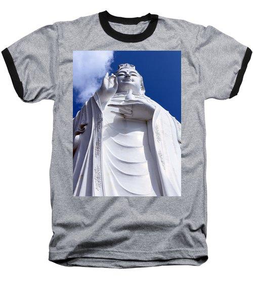 Lady Buddha Vietnam Baseball T-Shirt