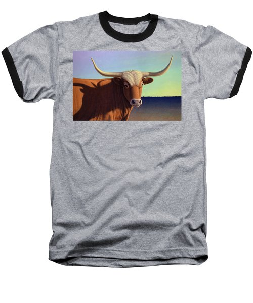 Lady Longhorn Baseball T-Shirt