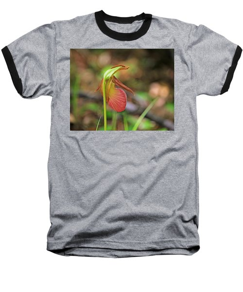 Lady Slippers At Moore State Park 4 Baseball T-Shirt