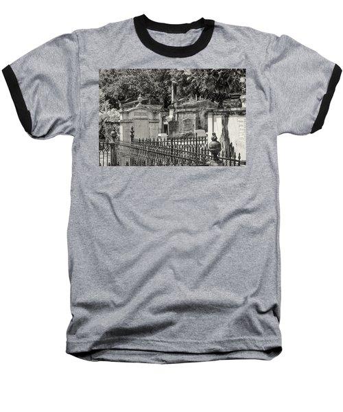 Lafayette Cemetery No. 1 Baseball T-Shirt
