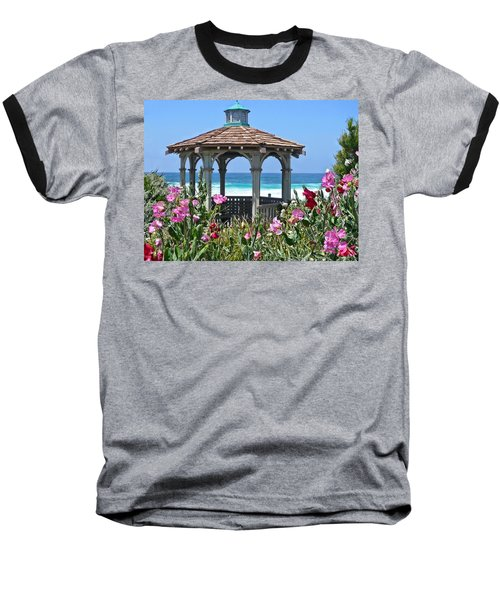 Laguna Gazebo Baseball T-Shirt
