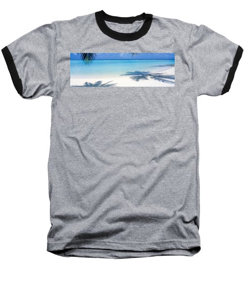 Laguna Maldives Baseball T-Shirt