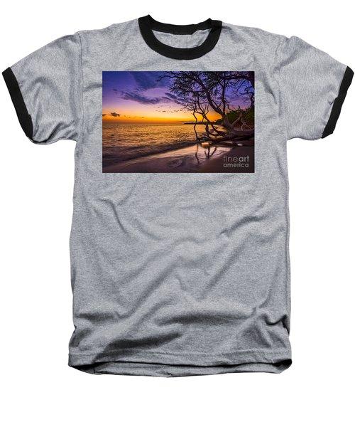 Lahaina Twilight Baseball T-Shirt