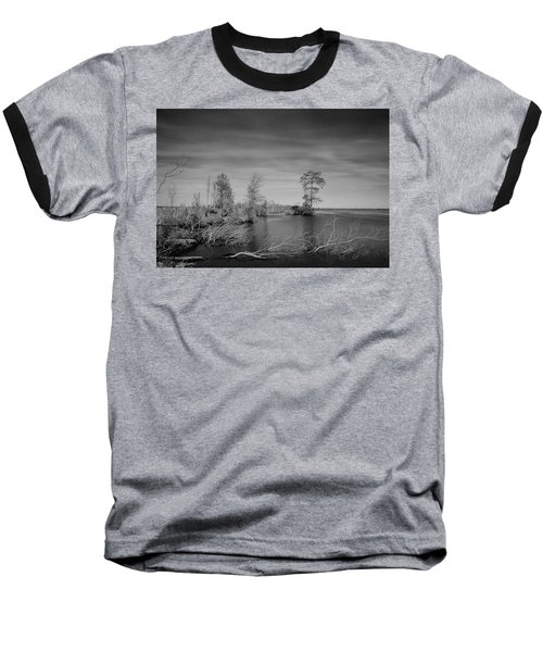 Lake Drummond Baseball T-Shirt