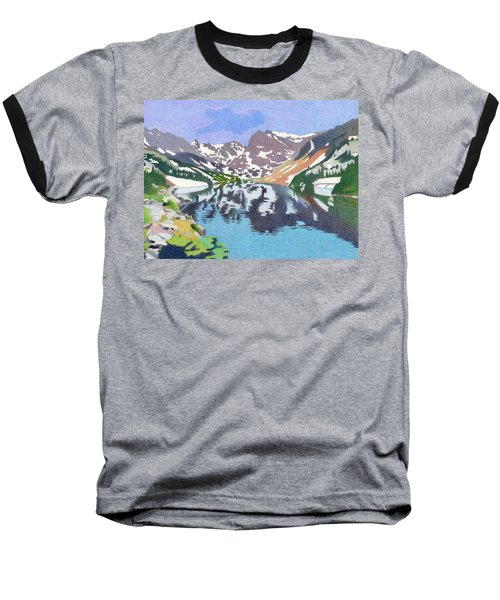 Lake Isabelle Colorado Baseball T-Shirt